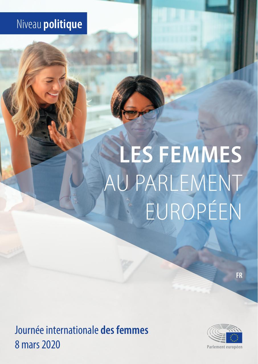 L018431-BRO-A4-FR-DGPERS-Women in the EP_Web.pdf - page 1/24