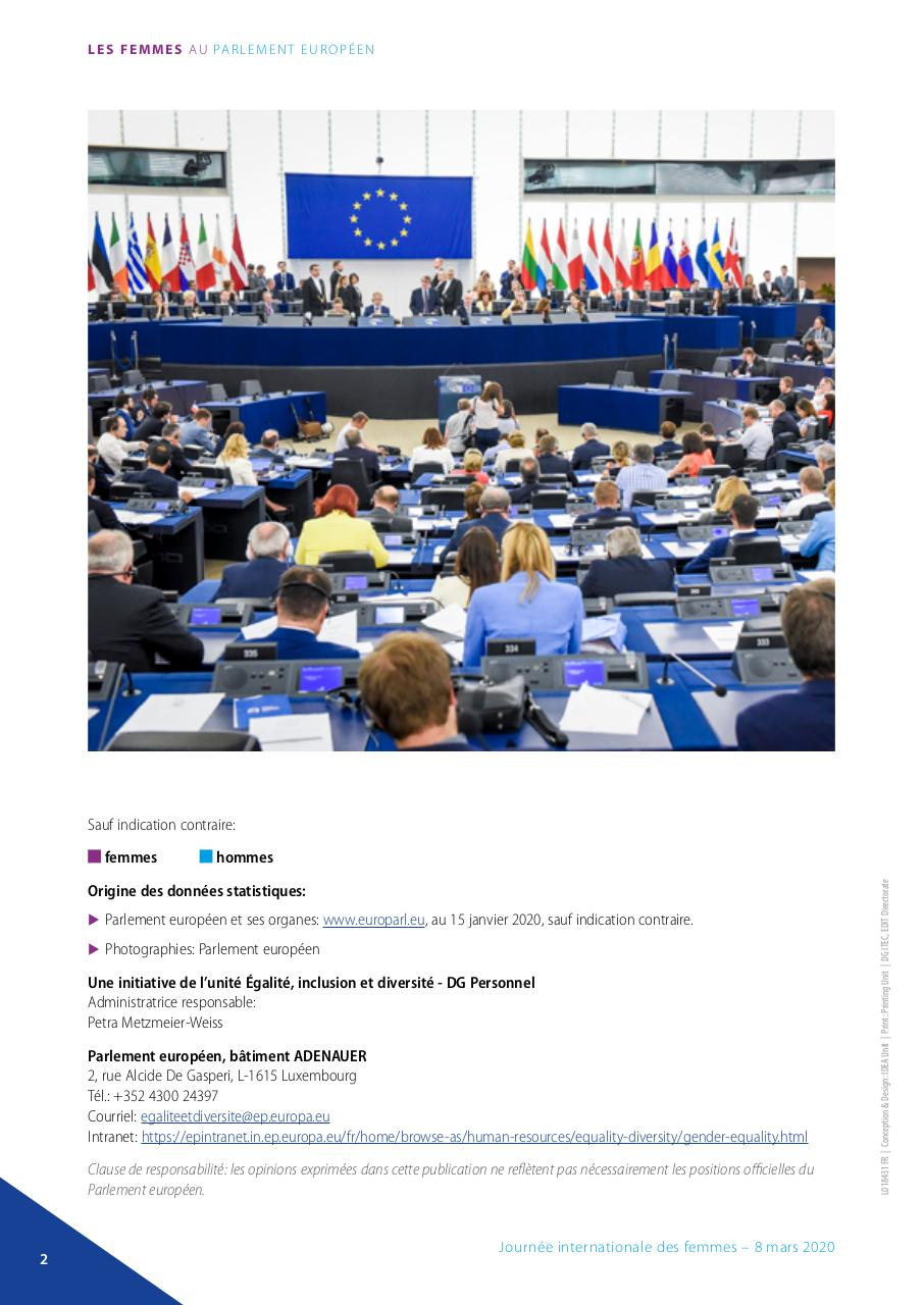 L018431-BRO-A4-FR-DGPERS-Women in the EP_Web.pdf - page 2/24
